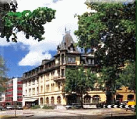 Business Hotel Waldhorn