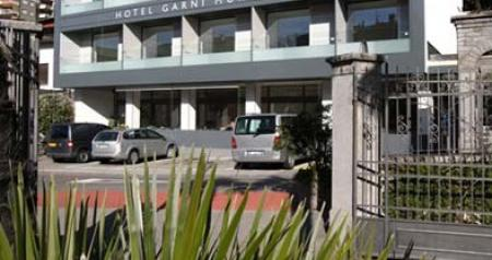 Hotel Garni Muralto Locarno-Muralto