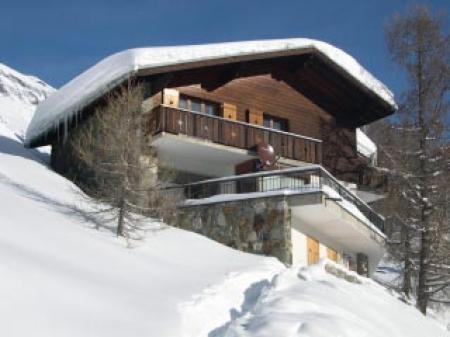 Chalet Shanida_winter