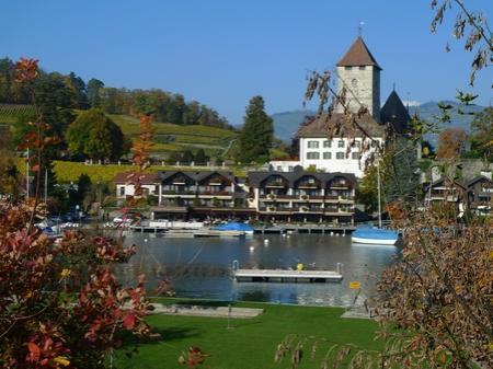 Hotel Restaurant Seegarten Marina Spiez